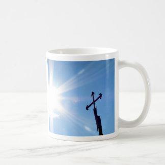 Kreuz von St- JamesTasse Kaffeetasse