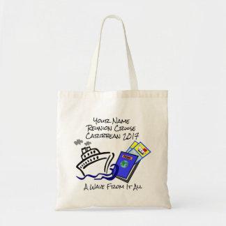 Kreuzfahrt-Themed Budget-Taschen-Tasche Tragetasche