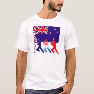 Kricket Neuseeland T-Shirt