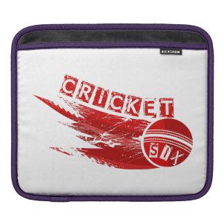 Kricketball Sixer iPad Sleeve