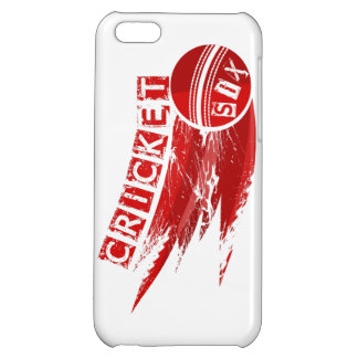 Kricketball Sixer iPhone 5C Cover