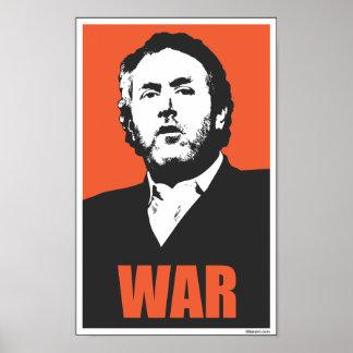 Krieg Poster