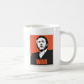 Krieg Teetasse