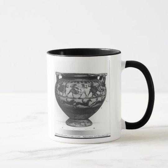 Kriegers-Kämpfen Tasse