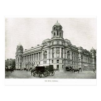 Kriegs-Büro, Whitehall 1900 Postkarte