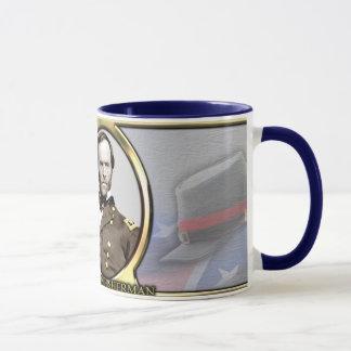 Kriegs-Kaffee Williams T. Sherman Civil Tasse