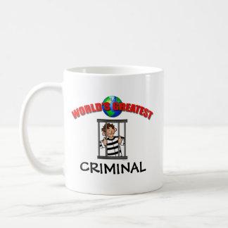 Kriminelle weltbeste Tasse