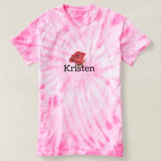Kristen Kramer begrenzter Krawatten-T - Shirt