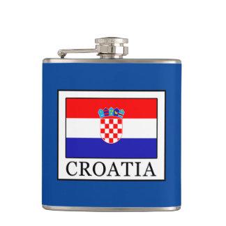 Kroatien Flachmann