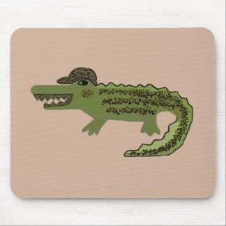 Krokodil cool mauspads