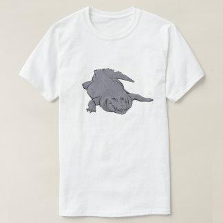 Krokodil-Illustrations-Shirt T-Shirt
