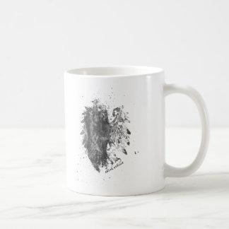 Krone-Atheist-Vogel Kaffeetasse