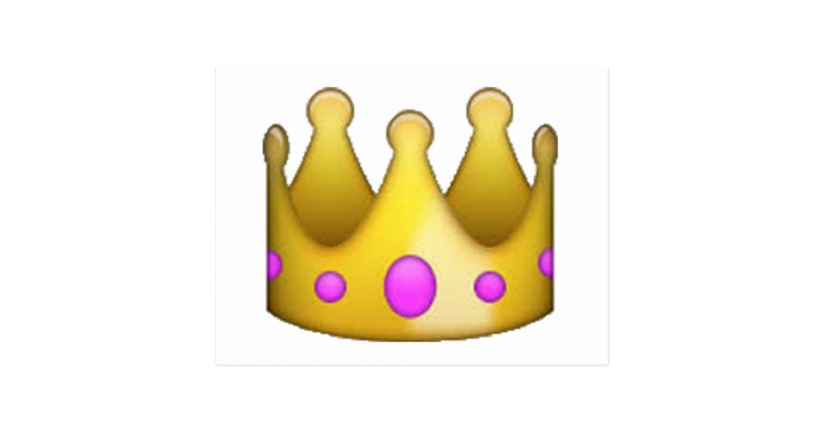 Emoji Krone
