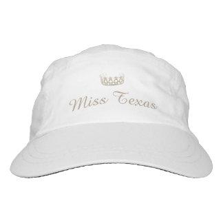 Kronen-Baseballmütze Fräulein-USA Champagne Headsweats Kappe