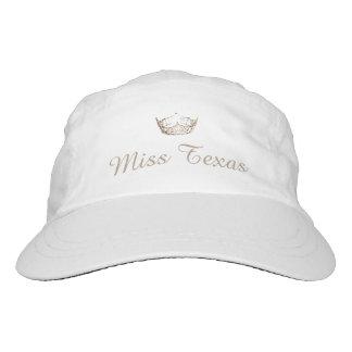 Kronen-Baseballmütze Miss Amerikas Champagne Headsweats Kappe