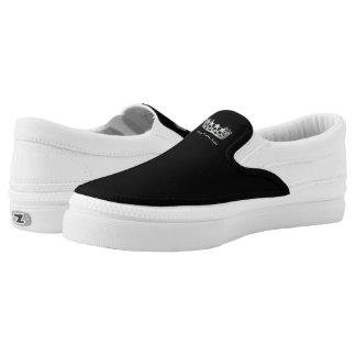 Kronen-Tennis-Schuhe Fräulein-USA Slip-On Sneaker