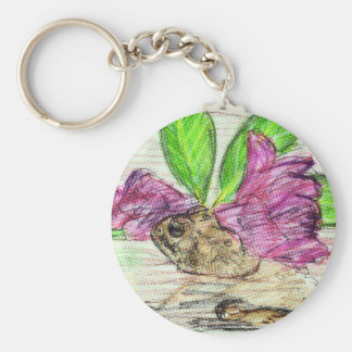 Kröte-O-dendron Schlüsselanhänger