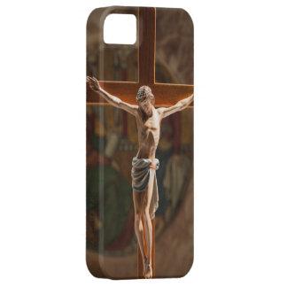 Kruzifix iPhone 5 Hüllen