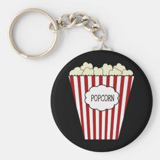 KRW-Kino-Popcorn Keychain Schlüsselanhänger