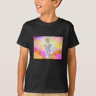 Kuan Yin Gebets-T-Stück T-Shirt
