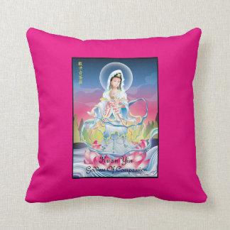 Kuan Yin Göttin des Mitleids! Kissen