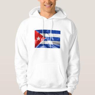 Kuba-Flagge Hoodie