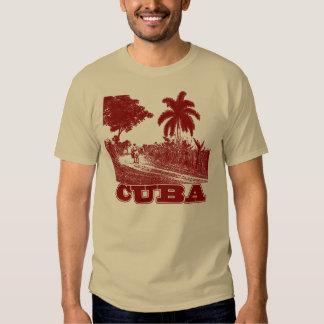 KUBA REGRESO SHIRTS