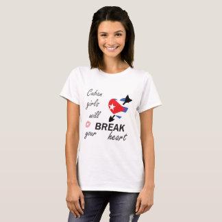 Kubanischer Heartbreaker T-Shirt