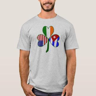 Kubanisches Kleeblatt T-Shirt