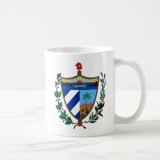 Kubas Wappen Tasse