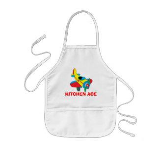 Küchen-As Kinderschürze