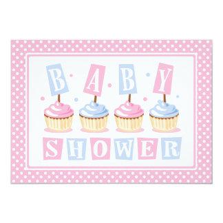 Kuchen-Babyparty-Einladung 12,7 X 17,8 Cm Einladungskarte