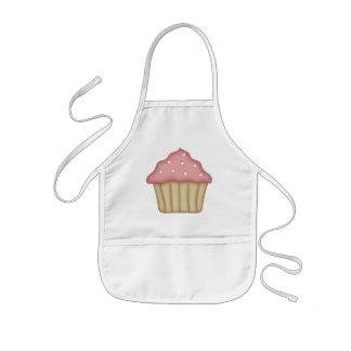 Kuchen-Herzen Kinderschürze