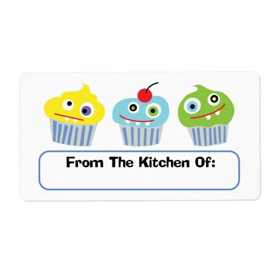Kuchen-Liebe von der Küche der Aufkleber Versand Aufkleber