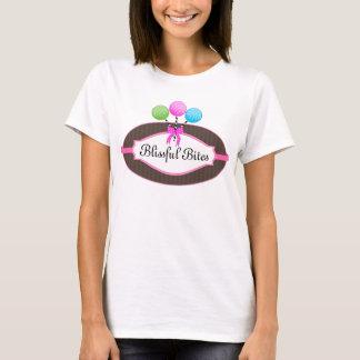 Kuchen-Pop-Bäckerei-Geschäfts-T - Shirt