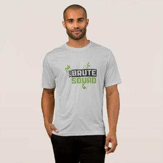 Kuchen-rohes Gruppe-Konkurrenten-Silber-Shirt T-Shirt