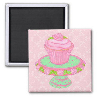 Kuchen-Stand-Magnet Quadratischer Magnet