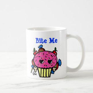 Kuchen-Tasse des Biss-me/Evil Tasse