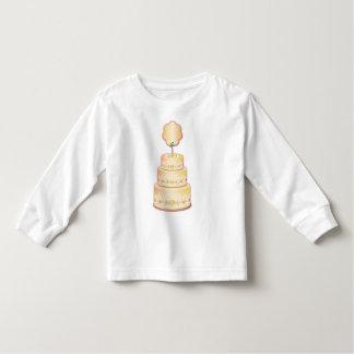 Kuchenschablone Kleinkinder T-shirt