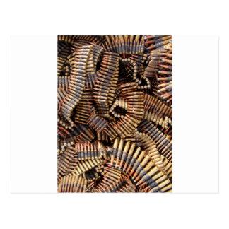 Kugeln, Munition Postkarte