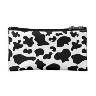 Kuh-Muster-kosmetische Tasche (klein)