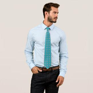 Kuh-Muster Personalisierte Krawatte