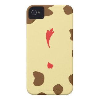 Kuh und Huhn iPhone 4 Hüllen