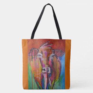 Kuh-und PferdeTaschen-Taschen Tasche