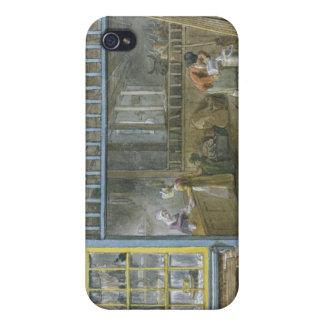 Kuh-Wächter, 1825 iPhone 4/4S Case