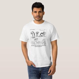 Kühe auf Steroiden T-Shirt