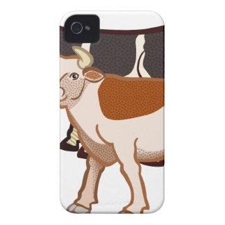 Kühe Case-Mate iPhone 4 Hülle