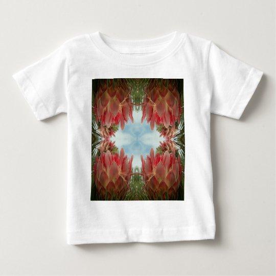 Kula 4000' Protea-Himmel Baby T-shirt