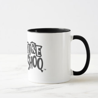 Kulture Shoq Logo-Tasse Tasse
