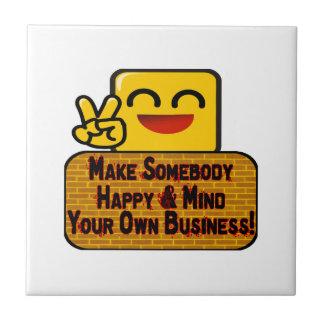 Kümmern Sie sich um Ihr eigenes Geschäft Keramikfliese